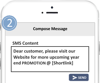 Mobile SMS Link Tracker | SMS URL Tracking | Link Click